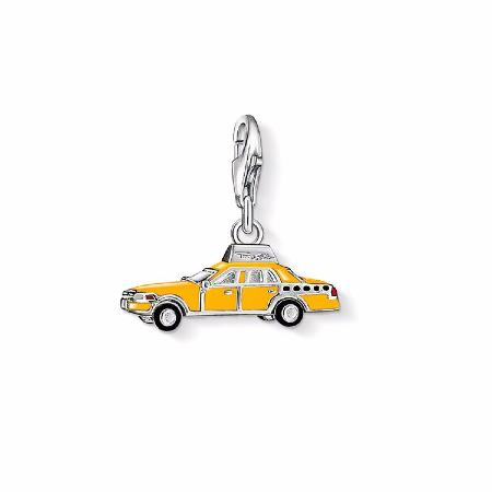 Charm THOMAS SABO yellow cab