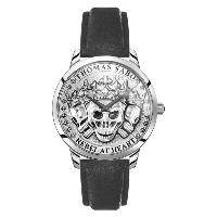 MONTRE THOMAS SABO REBEL SPIRIT TETE DE MORT 3D