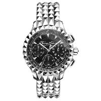 MONTRE THOMAS SABO REBEL CHRONOGRAPHE POINTE DIAMANT