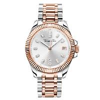MONTRE THOMAS SABO DIVINE ROSE BICOLORE