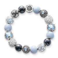 "Karma Beads "" lotus bleu"""